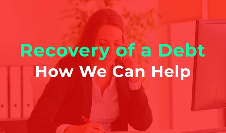 Recovery of Debt recoveryofdebt thumbnailCOMPRESSED