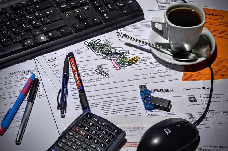interest on unpaid invoices