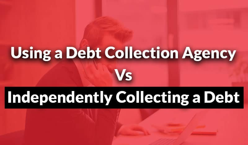Independently Collecting a Debt